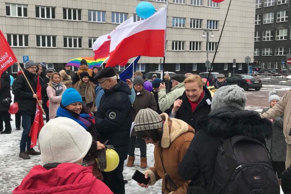 W Katowicach manifestacja sprzeciwu wobec nacjonalistów