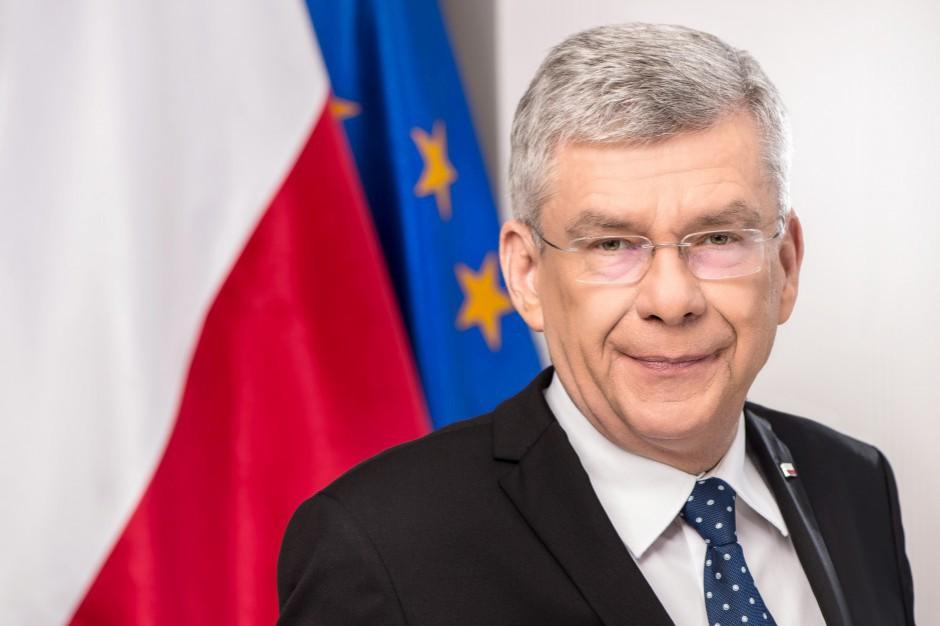 Stanisław Karczewski: Wybory wygrywa ten, kto przedstawi spójną wizję rozwoju miasta