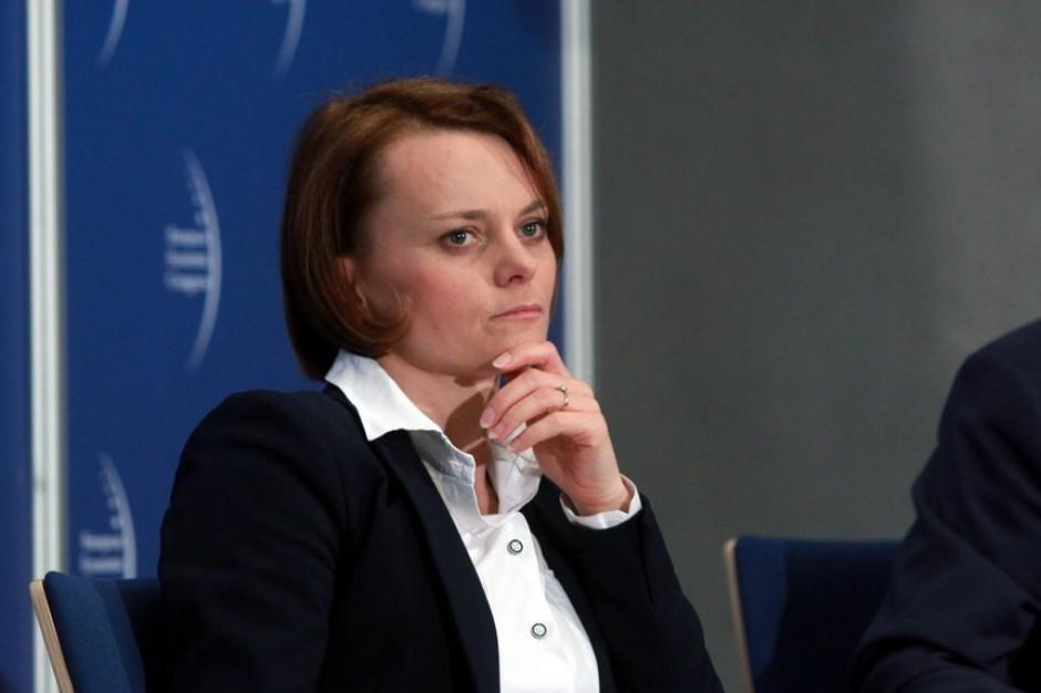 Wiceminister rozwoju Jadwiga Emilewicz: program dla Śląska przed świętami