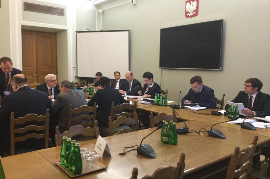 Sejm: Komisja nadzwyczajna za zniesieniem JOW-ów w wyborach do rad gmin