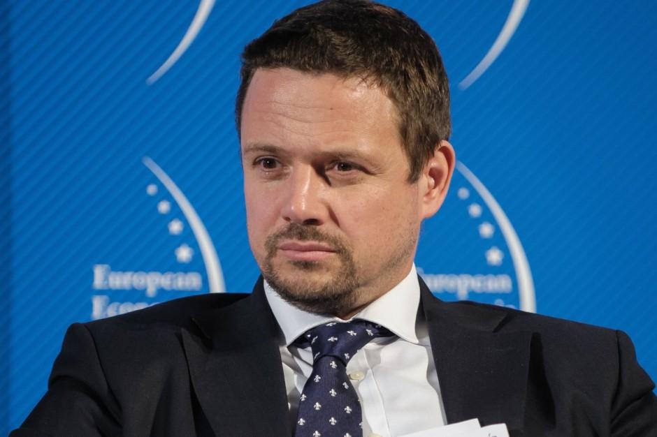 Rafał Trzaskowski ostrzega: Europa daje ostatnią szansę rządowi PiS