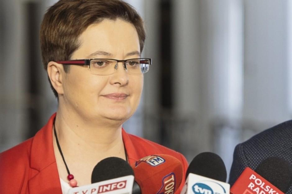 Katarzyna Lubnauer: na tę chwilę porozumienie pomiędzy Nowoczesną a PO nie jest odwołane