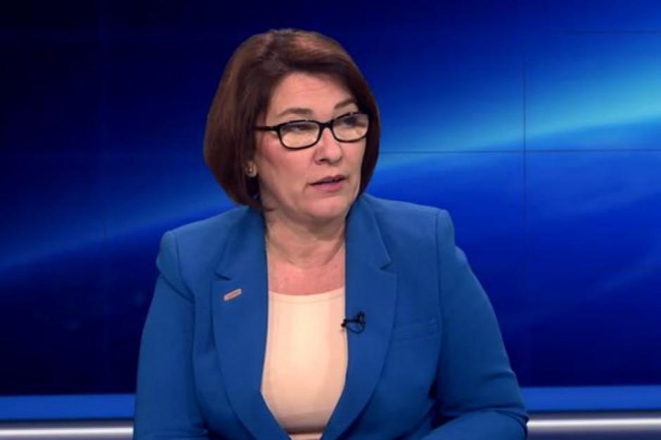 Beata Mazurek: Wybory na wójtów, burmistrzów i prezydentów miast będą wyborami bezpośrednimi