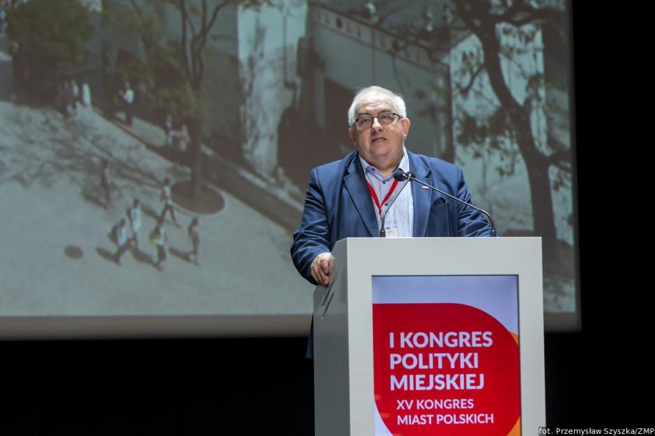 Andrzej Porawski: Mieszkańcom odbiera się prawo do decydowania, kto zarządza ich sprawami