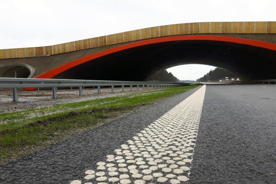 Droga S7 Rychnowo-Olsztynek gotowa do ruchu. Kolejne drogi czekają na budowę
