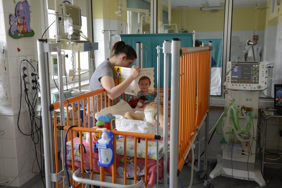 Wrocław: Jedyny szpital kardiochirurgiczny dla dzieci z nowym oddziałem