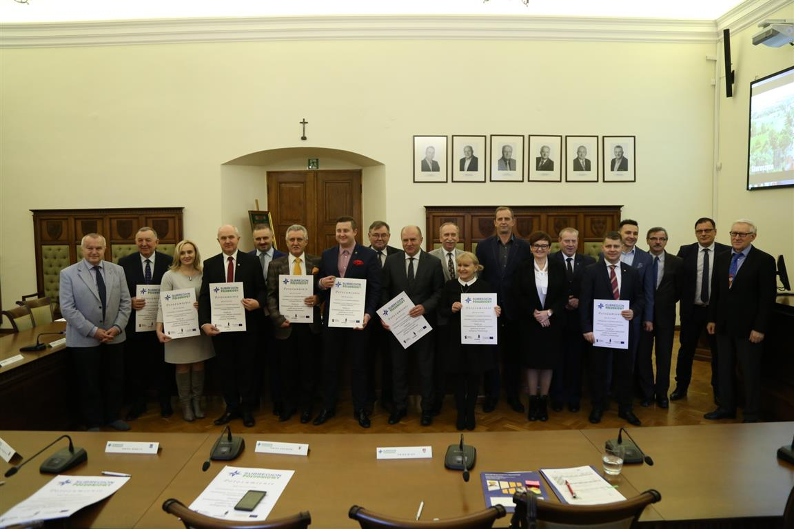 Projekt na Opolszczyźnie stanowi jednocześnie duże porozumienie międzysamorządowe. (fot. UMWO)