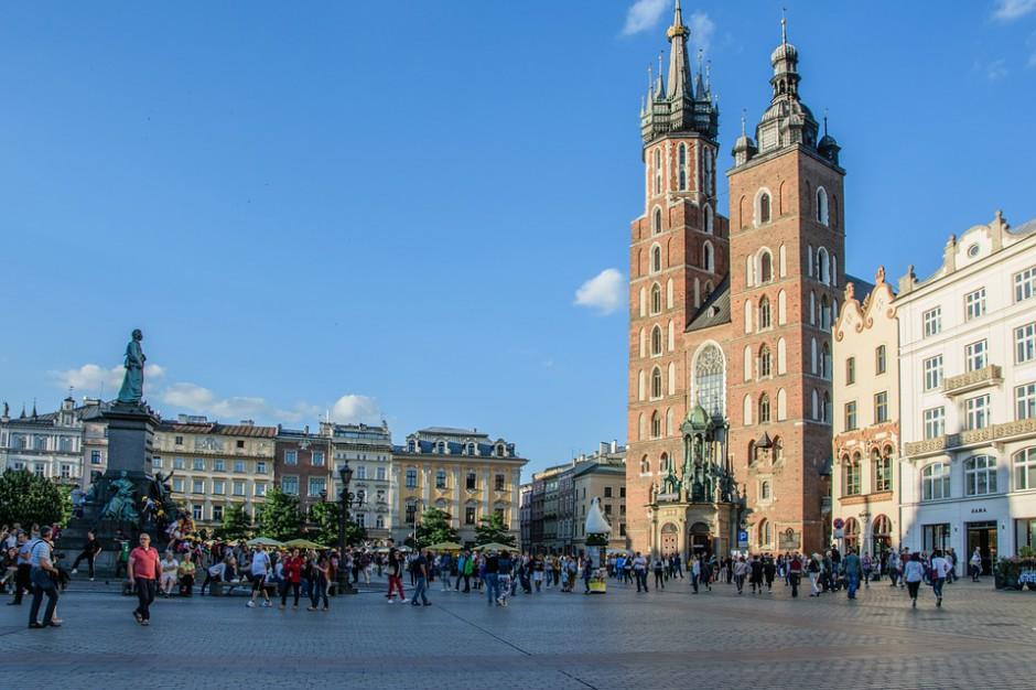 """W Krakowie znowelizowano uchwałę o Parku Kulturowym """"Stare Miasto"""""""