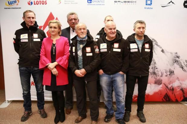 Kraków partnerem Narodowej Wyprawy Zimowej na K2