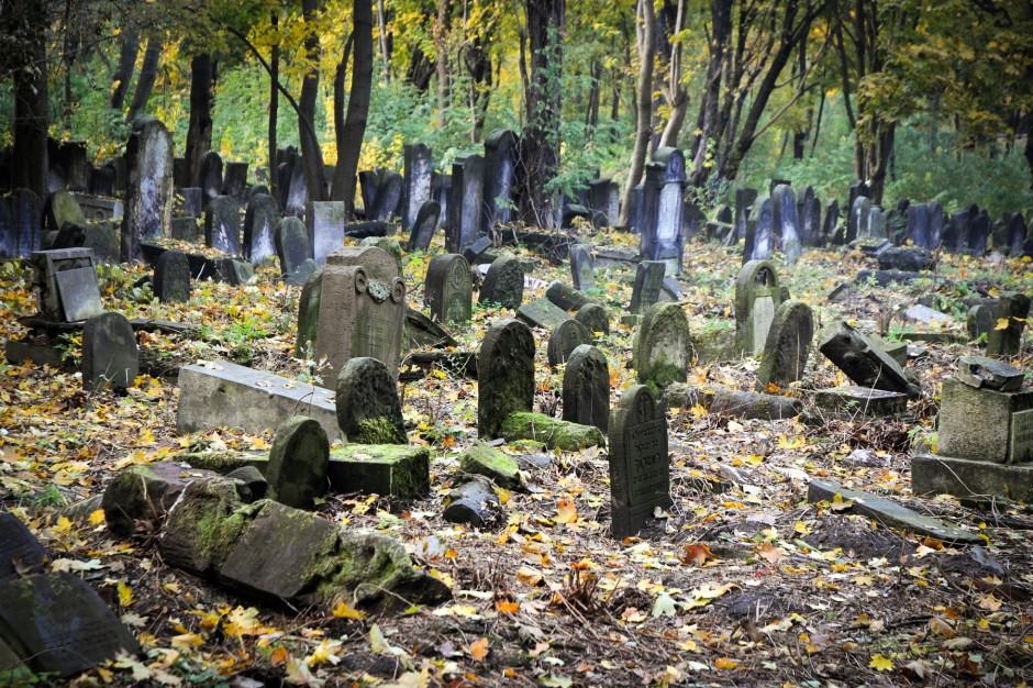 Cmentarz Żydowski w Warszawie dostanie 100 mln zł dotacji na konserwację