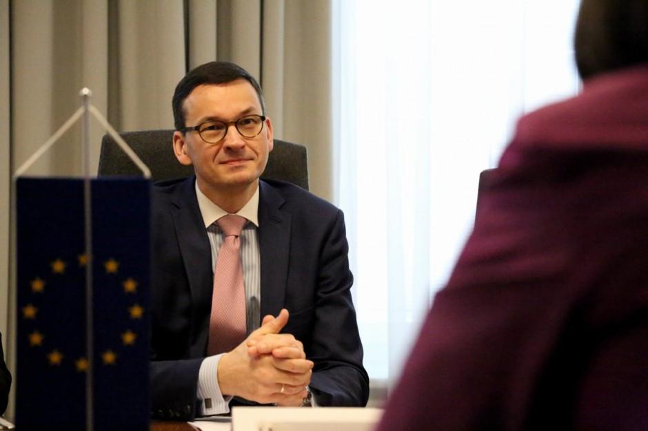 """Mateusz Morawiecki oglądał """"Ranczo"""". Będzie problem?"""