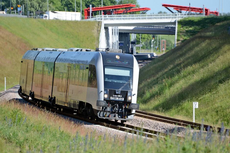Pociągi Pomorskiej Kolei Metropolitalnej będą kursować do Gdyni