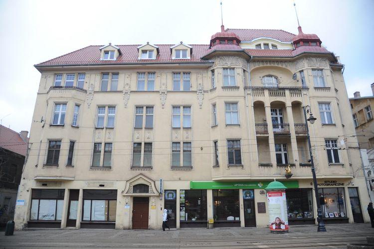Kamienica znajduje się w centrum Bydgoszczy. (fot. bydgoszcz.pl)