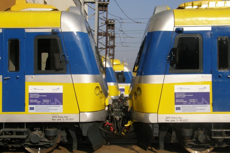 Pomorskie. Spore zmiany w nowym rozkładzie jazdy na kolei