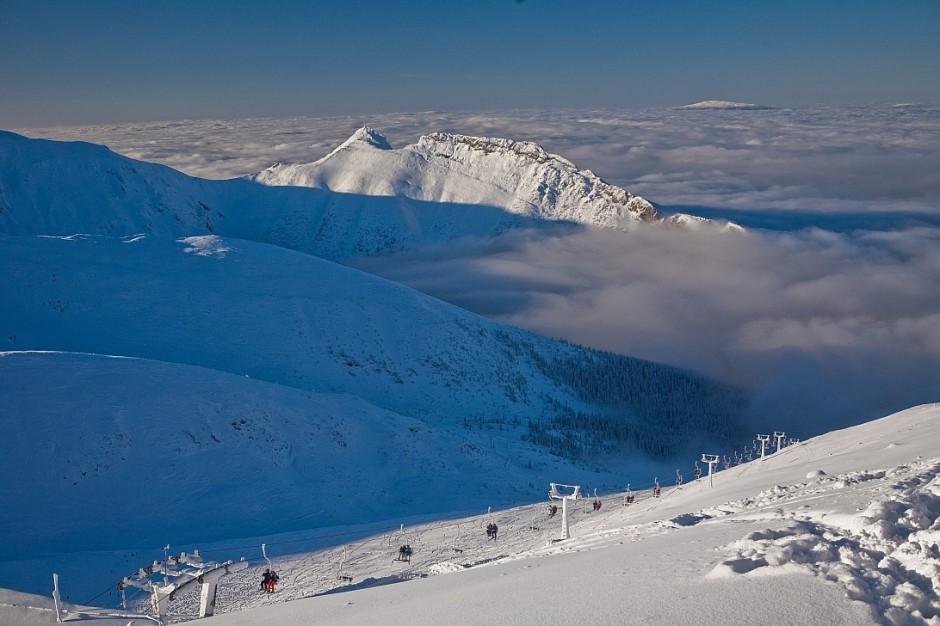 Sezon narciarski na Kasprowym Wierchu już w pełni