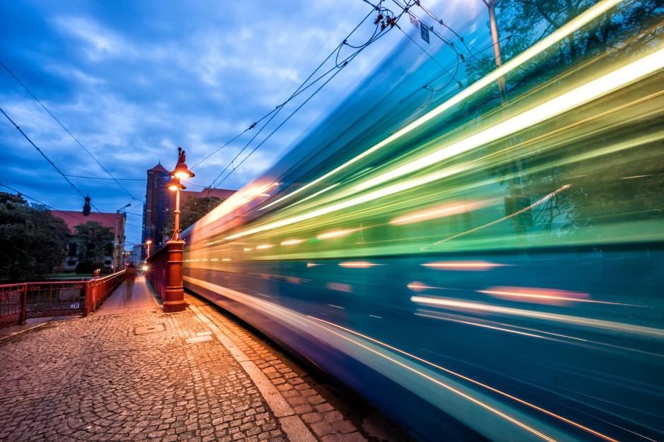 Tramwaj we Wrocławiu przejechał kobietę