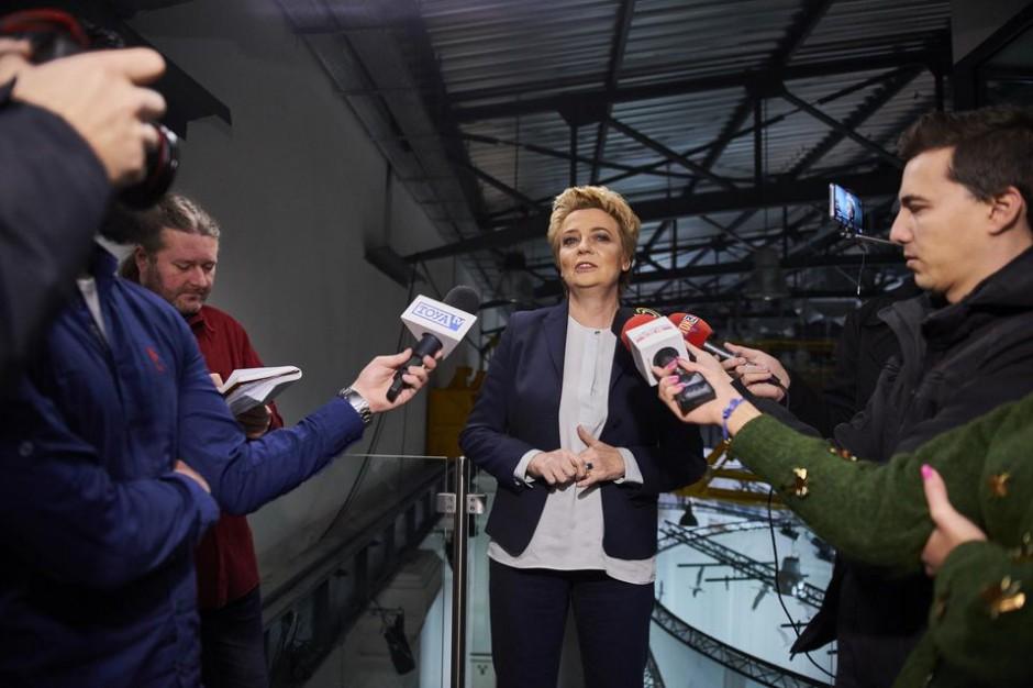 Hanna Zdanowska nawołuje do samorządowej koalicji przed wyborami
