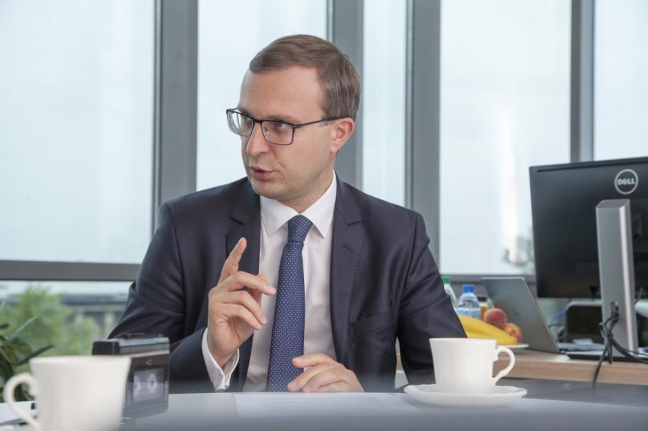 Paweł Borys: inwestycje samorządów największym ryzykiem dla wzrostu