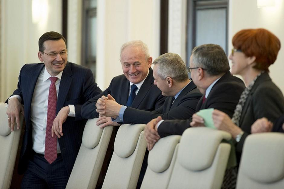 Mateusz Morawiecki nowym premierem. Będzie miał trzech zastępców