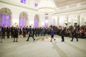 Oto rząd premiera Mateusza Morawieckiego
