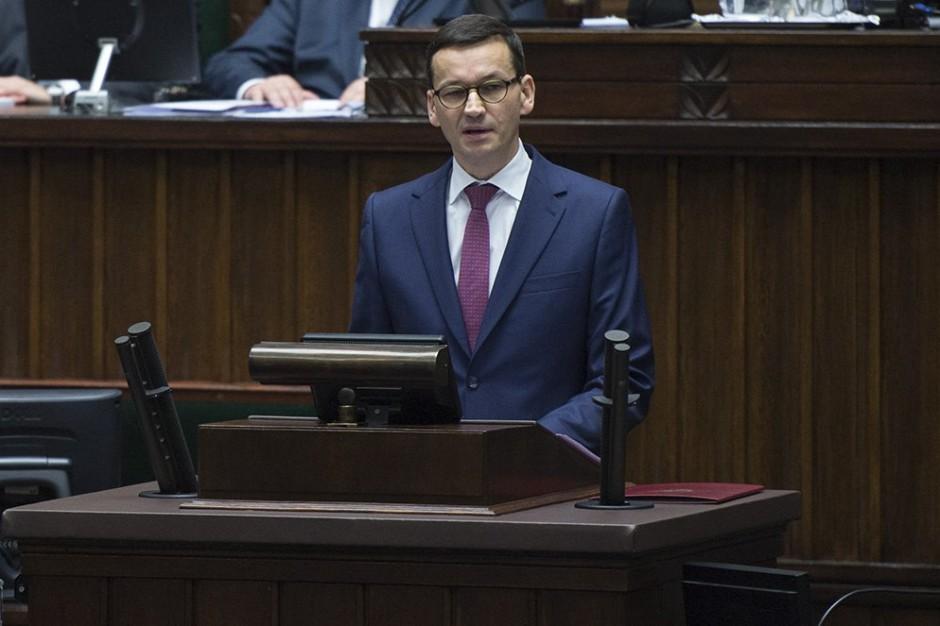 """Mateusz Morawiecki: Centralny Port Komunikacyjny to będzie """"nasza Gdynia w sercu Europy"""""""