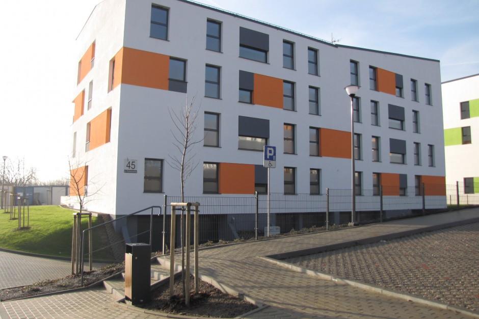 154 nowe mieszkania w Gdańsku. Pierwsi lokatorzy z kluczami