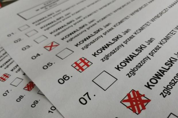 Projektem o nowej ordynacji wyborczej w Sejmie zajmowała się specjalnie powołana komisja, której prace koordynował poseł PiS Marcin Horała, źródło: PKW/twitter.com