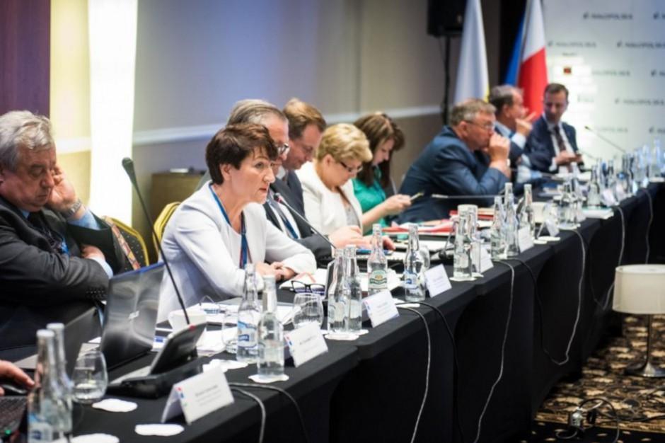 Spała: Konwent Marszałków Województw RP