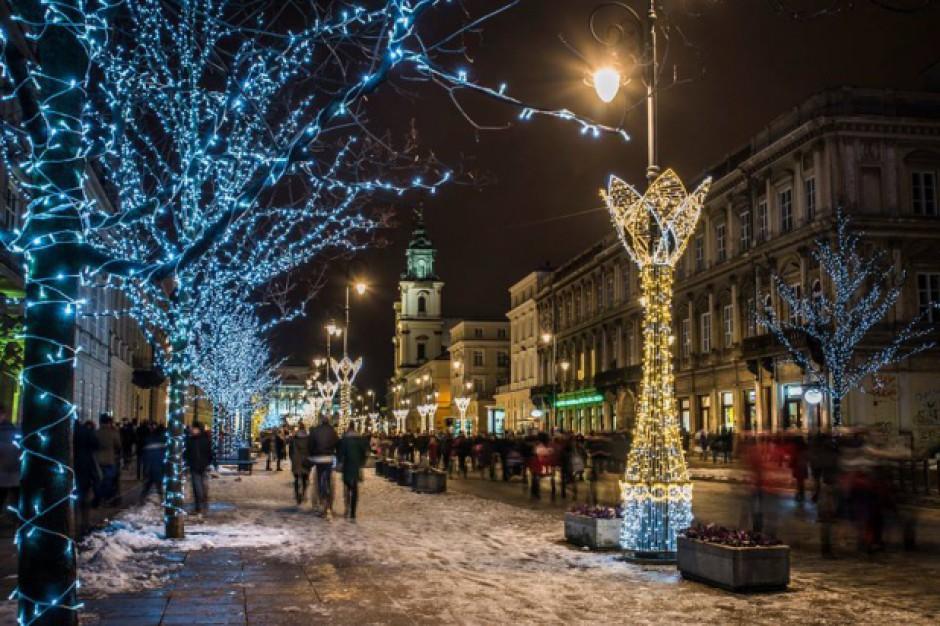 Po co miastom świąteczne iluminacje? Samorządowcy nie do końca je doceniają