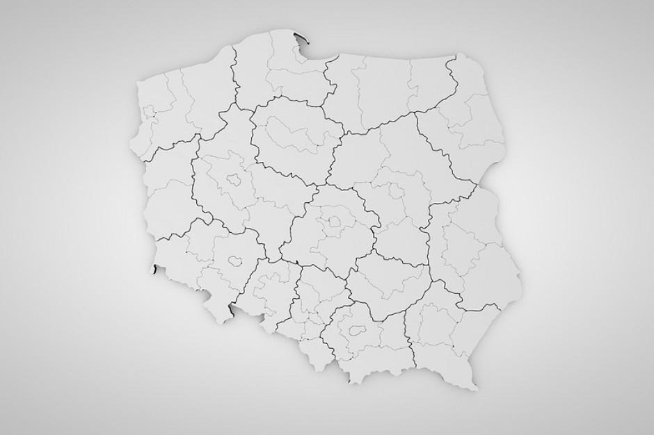 Sejm za jednomandatowymi okręgami wyborczymi w gminach do 20 tys.