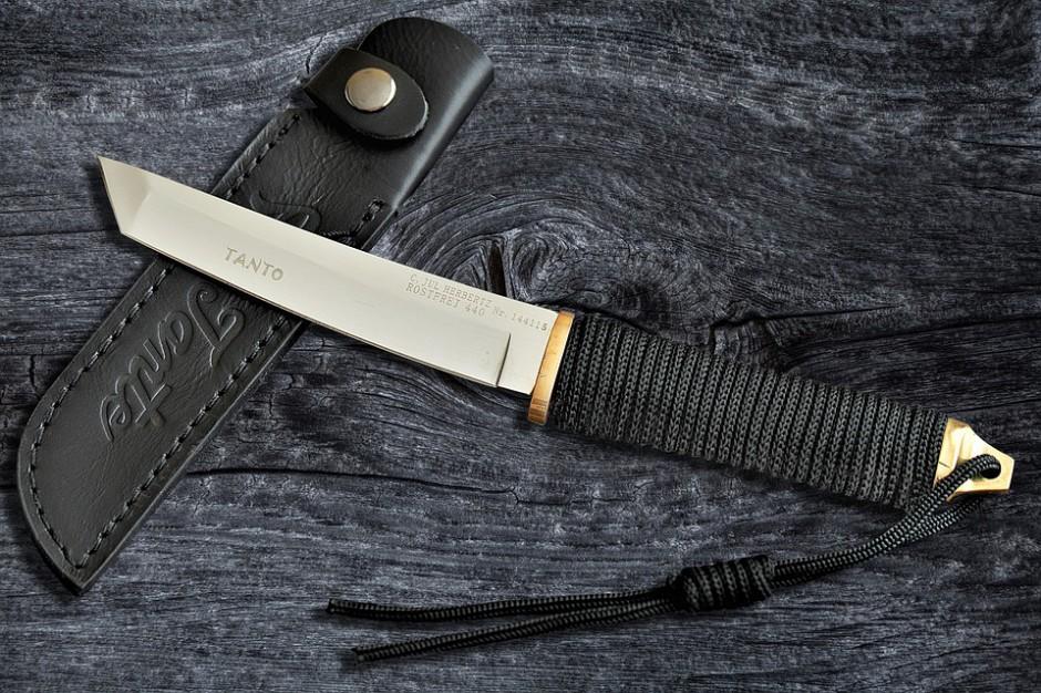 Zabrze: Atak nożownika w centrum miasta
