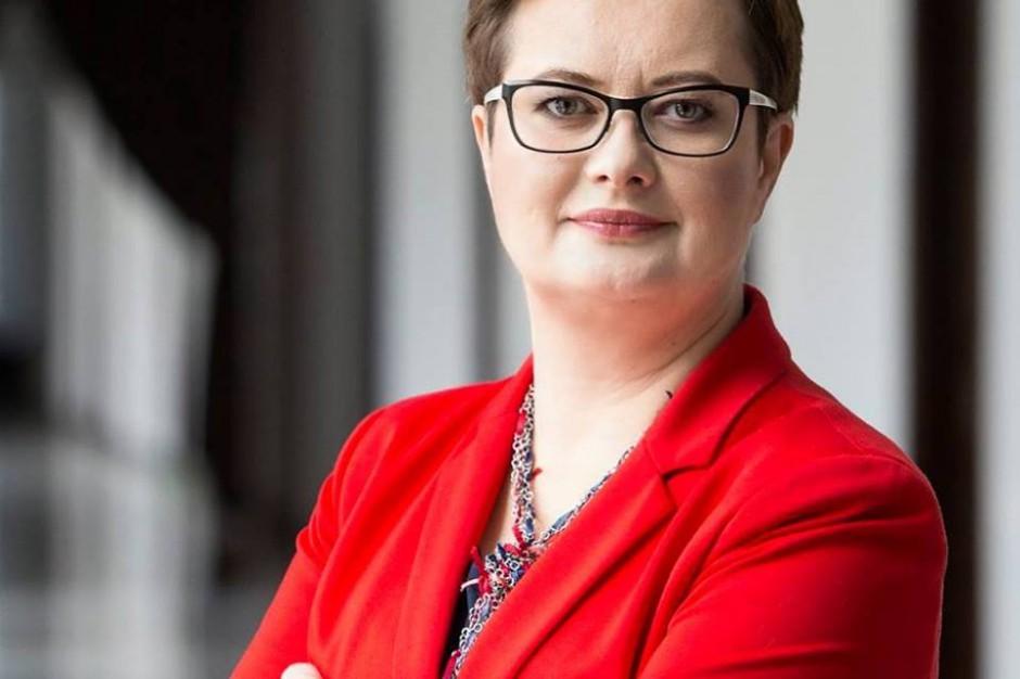 Szefowa Nowoczesnej ostro o przyjęciu przez Sejm zmian w przepisach wyborczych