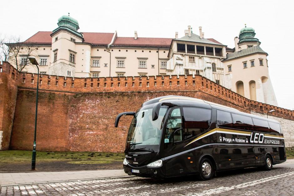 Nowe połączenia Leo Express. Na trasie Kraków, Gdańsk, Warszawa, Toruń