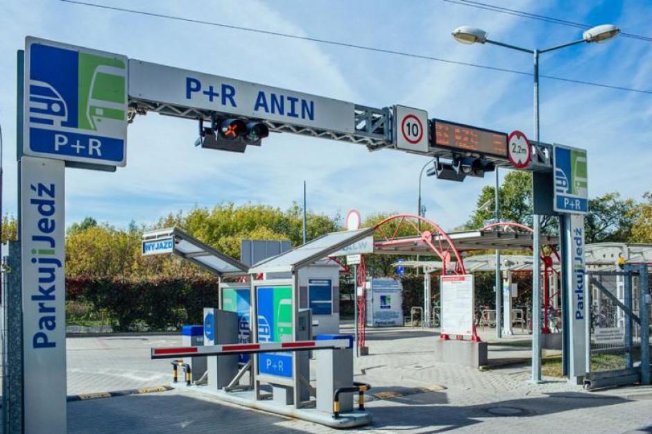 Warszawa: Parkuj i Jedź - nowe udogodnienie nie tylko dla kierowców aut