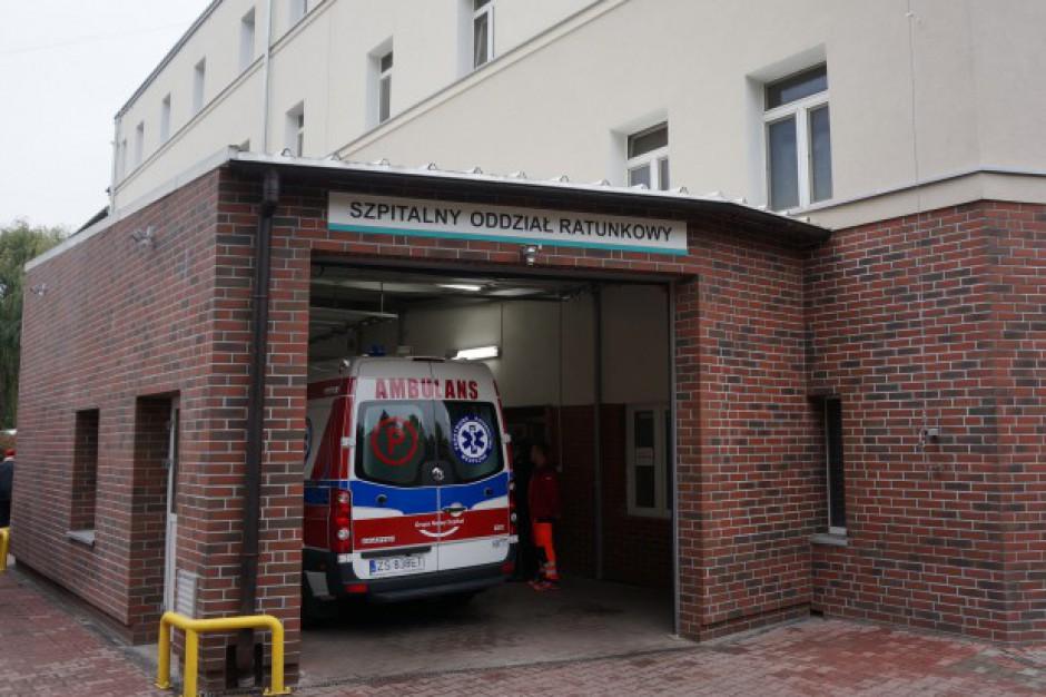 Świebodziński szpital modernizuje SOR