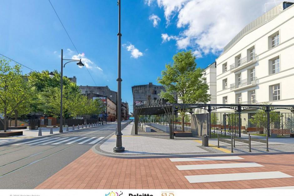 Łódź: kamienica i targowisko w nowej odsłonie