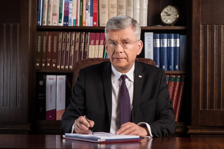 Stanisław Karczewski przeciwko zakazowi głosowania korespondencyjnego