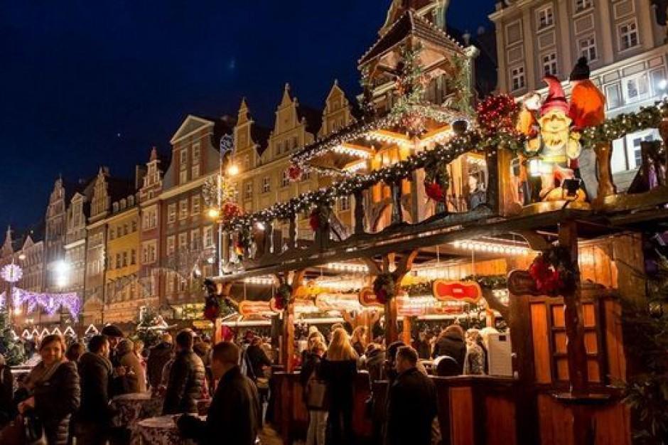 Najpiękniejsze jarmarki świąteczne. Wrocław ma się czym pochwalić