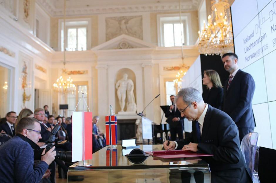 Fundusze Norweskie i EOG: kwoty, konkursy, nabory wniosków
