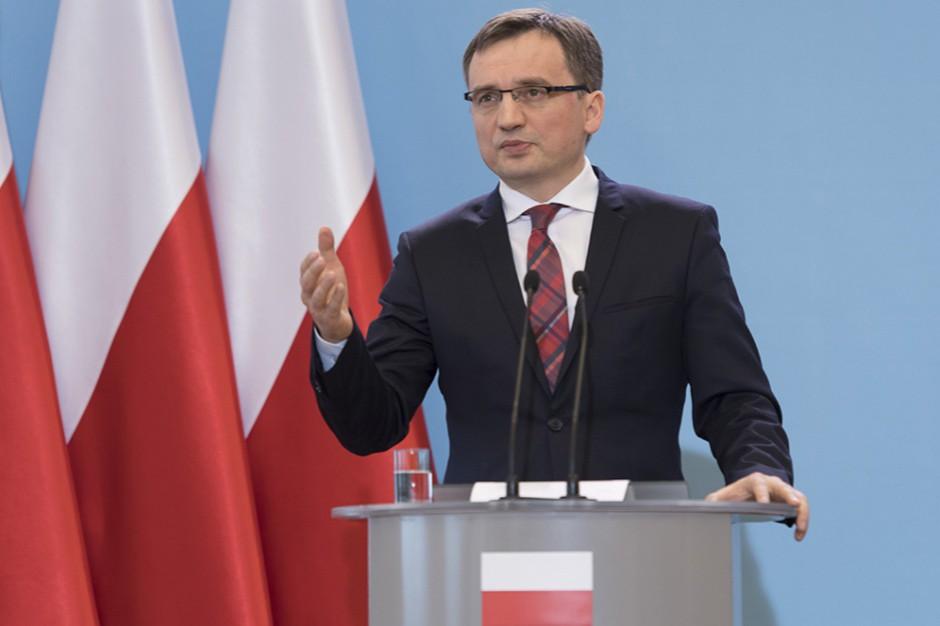 Zbigniew Ziobro: Prokuratura zajmuje się sprawą przejęcia działek na warszawskiej Woli