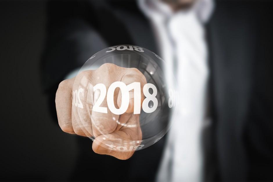 Rok 2018: nowelizacje ustaw, zmiany administracyjne, nowe fundusze