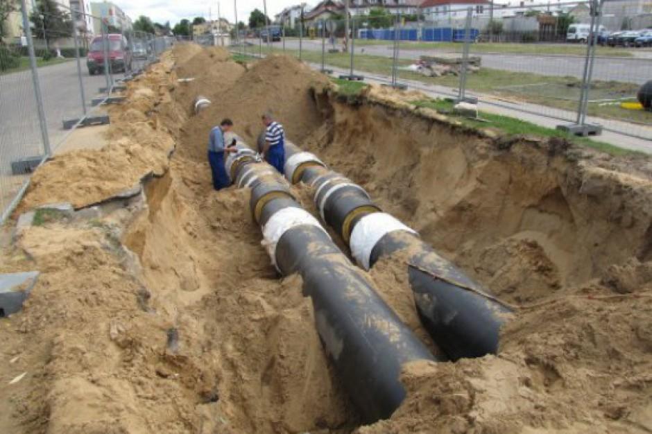 Podpisano umowę na 3 km ciepłociągów i podłączenie do sieci dwóch dzielnic Zabrza