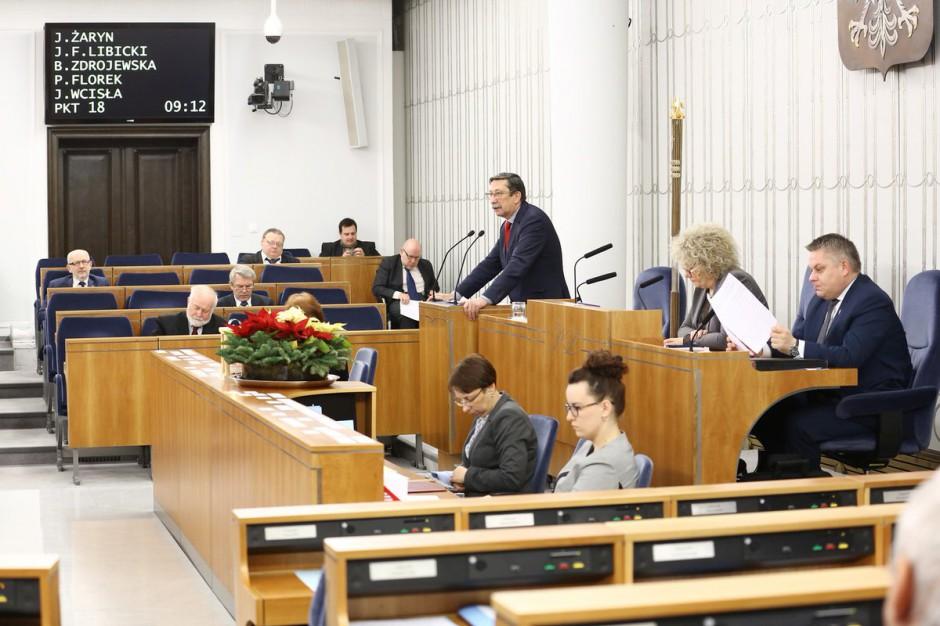 Senat za nowelizacją Kodeksu wyborczego z poprawkami
