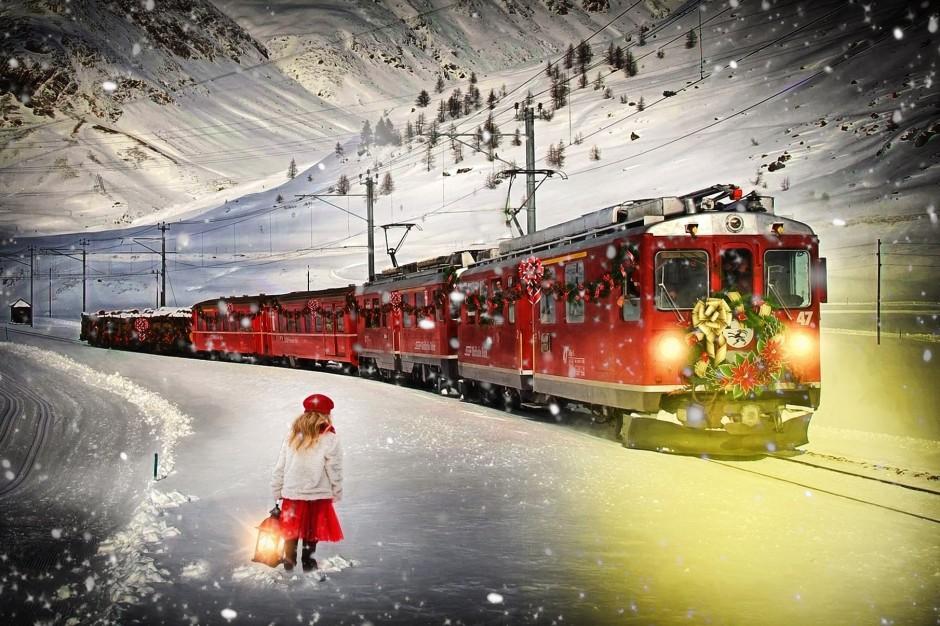 Pociągi w święta i Nowy Rok: PKP uruchamia dodatkowe połączenia