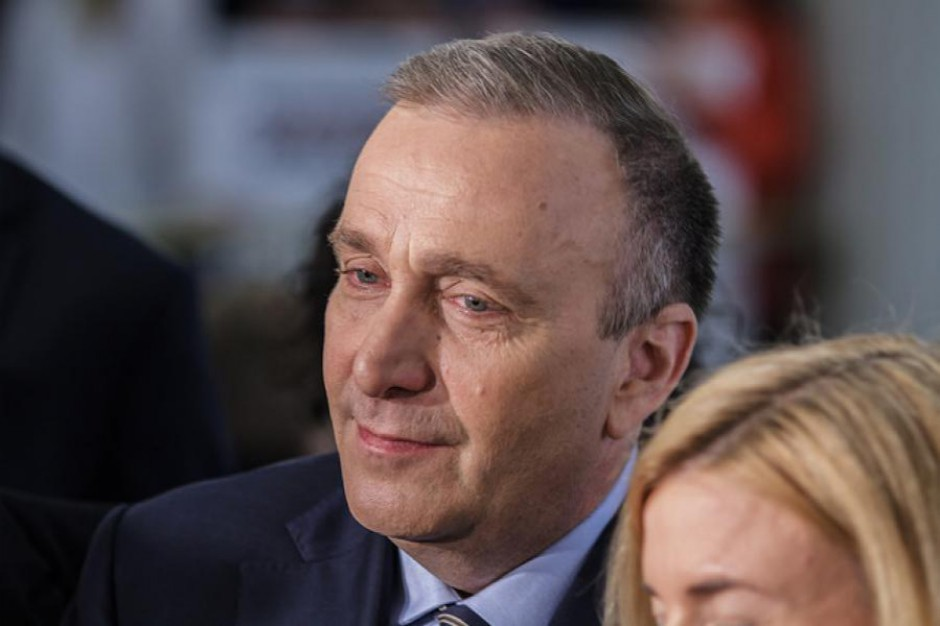Grzegorz Schetyna: Senat zamknął etap wolnych wyborów w Polsce