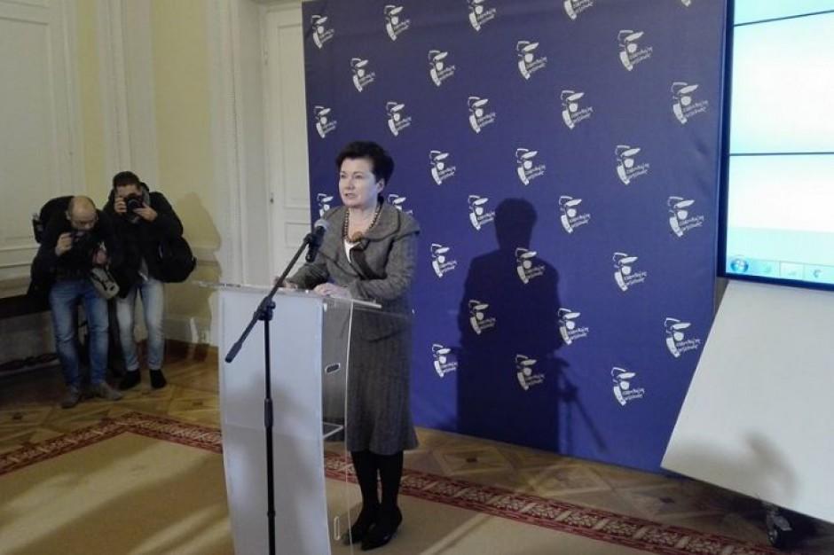 Prezydent Warszawy: Komisja przypisuje mi odpowiedzialność za decyzję Lecha Kaczyńskiego