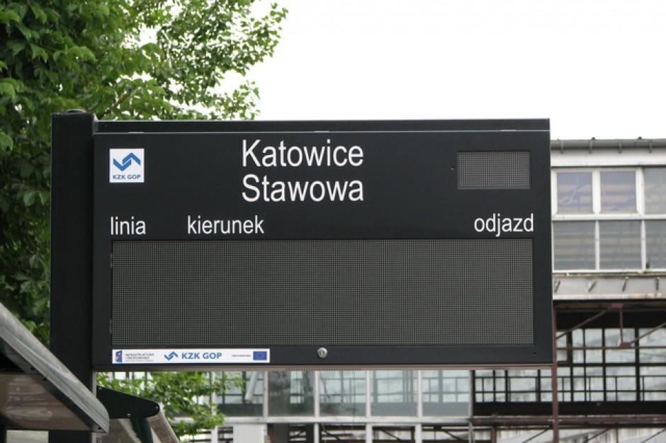 KZK GOP rozbuduje system informacji pasażerskiej w miastach Śląska i Zagłębia