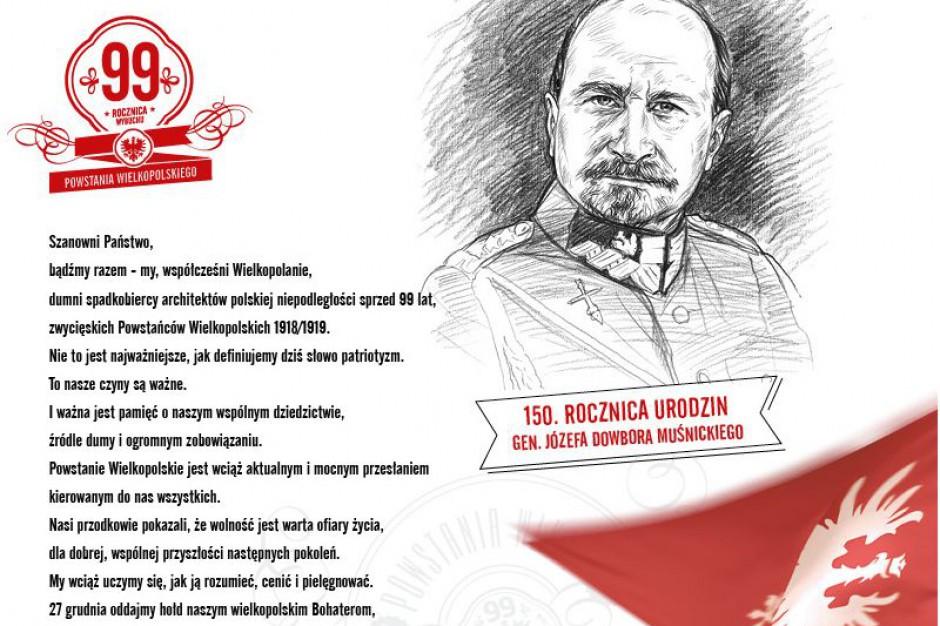 Powstanie Wielkopolskie: 99 lat temu nikt nie wyobrażał sobie Polski bez tego regionu