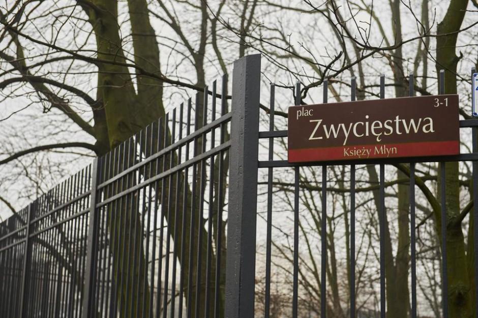 Łódź zaskarży do WSA decyzję wojewody o zmianie nazwy pl. Zwycięstwa