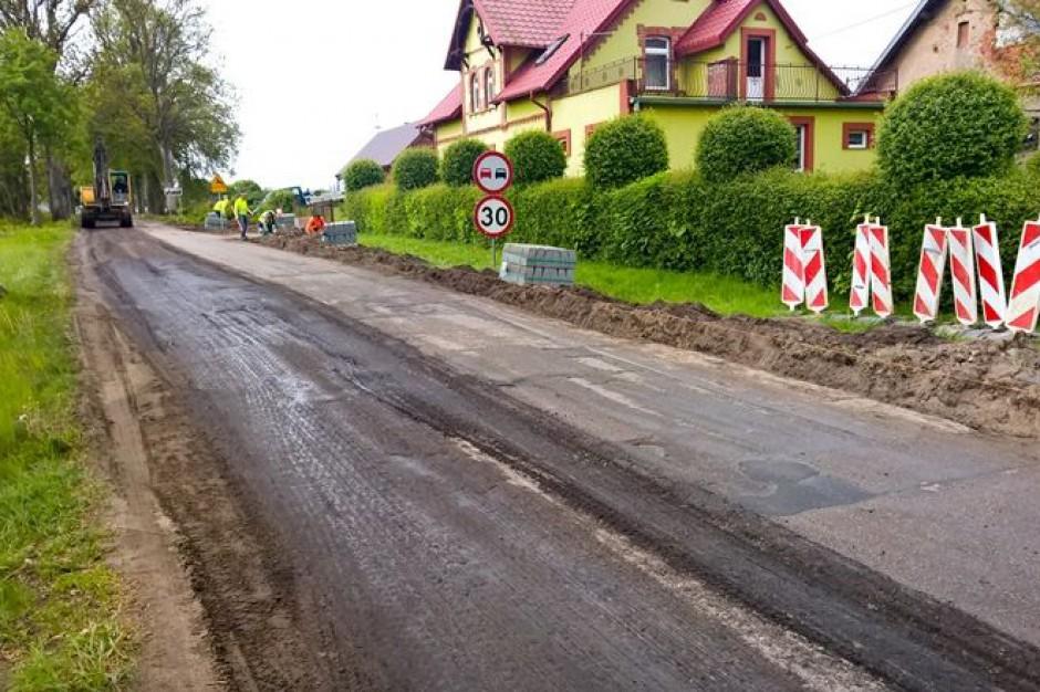 Na Podlasiu w 2018 r. zostanie wyremontowane 86,3 km dróg lokalnych